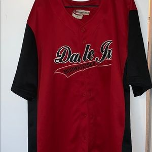 Dale Earnhardt Jr Baseball Jersey